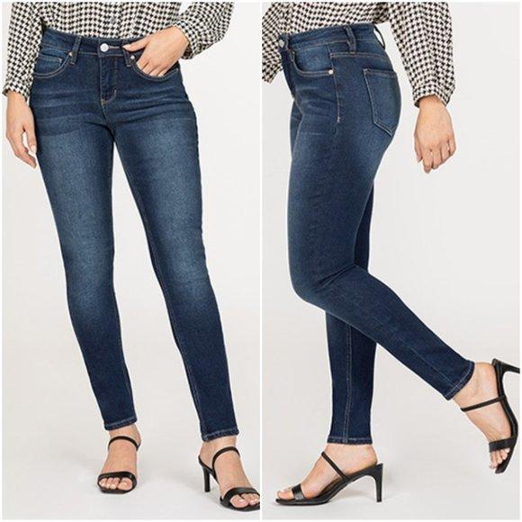 Royalty For Me Denim - Royalty for Me Vintage Dream High-Rise Skinny Jean